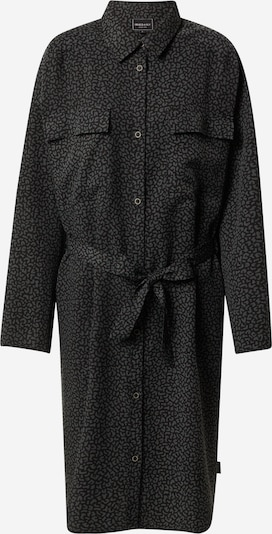 Iriedaily Vestido camisero 'Civic' en antracita / negro, Vista del producto