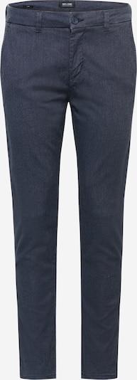 Only & Sons Hose 'Pete' in dunkelblau, Produktansicht