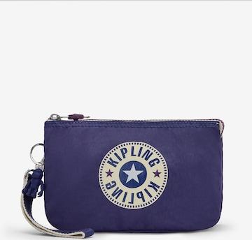KIPLING Чанта за козметика 'Creativity' в синьо