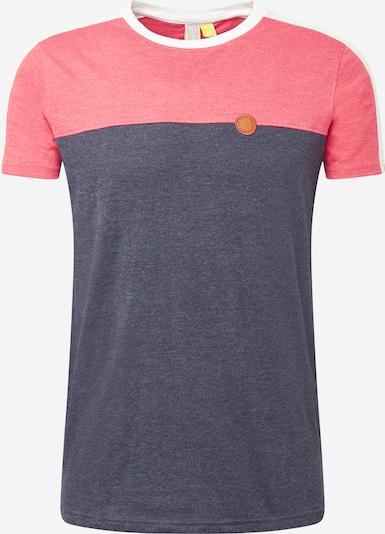 Alife and Kickin T-Shirt 'Emil' in marine / pink / weiß, Produktansicht