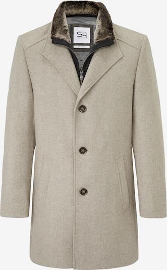 S4 Jackets Wollmantel in hellgrau, Produktansicht