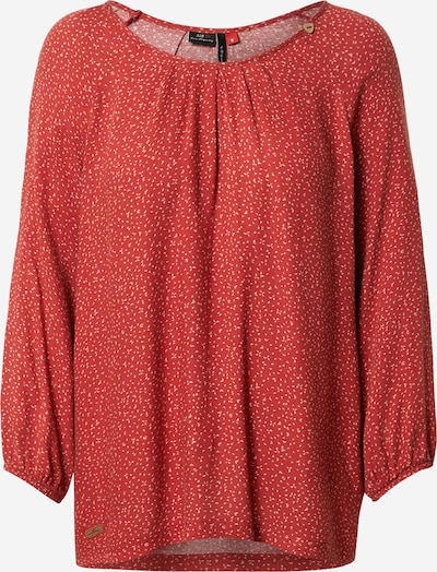 Ragwear Tričko 'GENY' - jasne červená / biela, Produkt