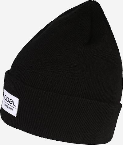 Coal Mütze '850085-1000' in schwarz, Produktansicht