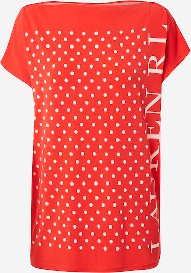 Lauren Ralph Lauren Shirts 'Andrenita' i rød / hvid, Produktvisning