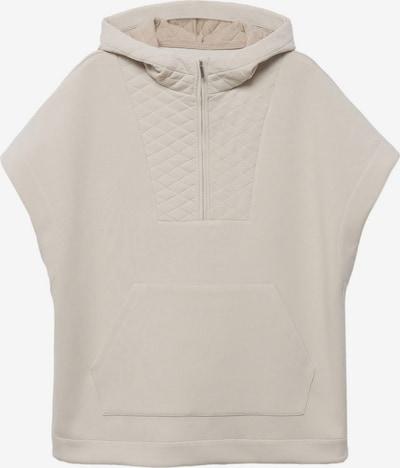 MANGO Sweatshirt 'REGINA' in beige, Produktansicht
