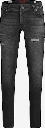 Jack & Jones Junior Džinsi 'Liam', krāsa - melns džinsa, Preces skats