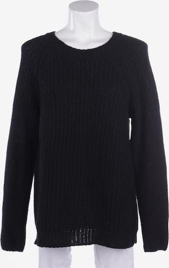 lala BERLIN Pullover / Strickjacke in L in schwarz, Produktansicht