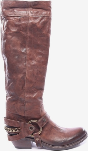 VIC MATIÉ Dress Boots in 35 in Brown