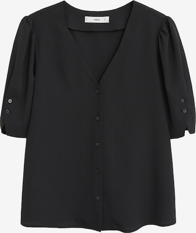 MANGO Bluse 'Bass' in schwarz, Produktansicht
