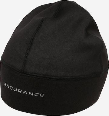 ENDURANCESportska kapa 'Marion' - crna boja