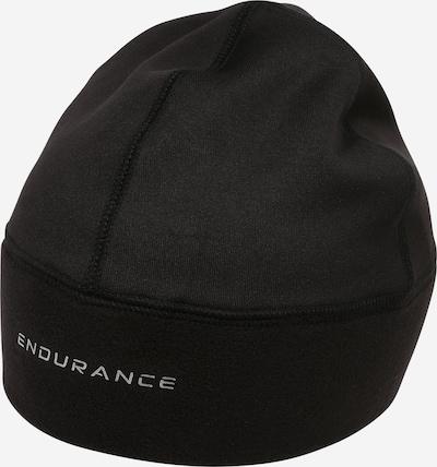 ENDURANCE Athletic Hat 'Marion' in Light grey / Black, Item view