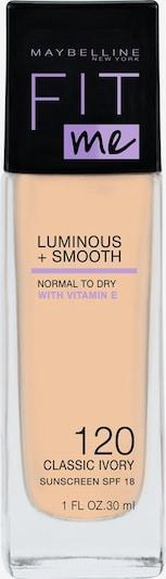 MAYBELLINE New York Liquid Make-Up 'Fit Me!' in, Produktansicht