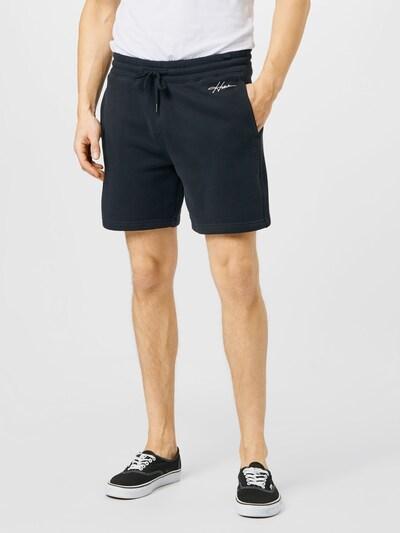 HOLLISTER Kalhoty - noční modrá, Model/ka