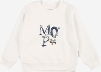 Marc O'Polo Junior Sweatshirt in Navy / Brocade / natural white, Item view