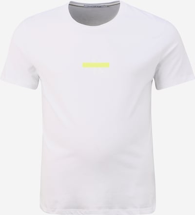 Calvin Klein Jeans Shirt in yellow / white, Item view