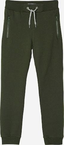 Pantalon 'Honk' NAME IT en vert