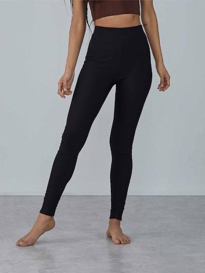 Leggings 'Sunny' LeGer by Lena Gercke di colore nero, Visualizzazione modelli
