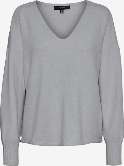 VERO MODA Pullover in graumeliert, Produktansicht