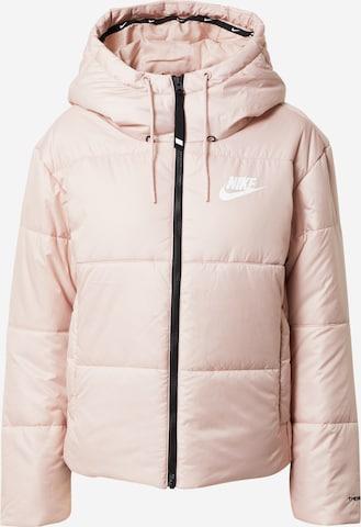 Nike Sportswear Between-Season Jacket in Pink