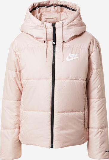 Nike Sportswear Jacke in rosa, Produktansicht