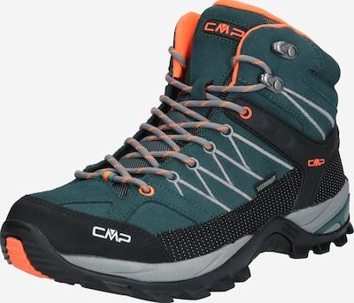 Auliniai batai iš CMP , spalva - benzino spalva / oranžinė / juoda, Prekių apžvalga