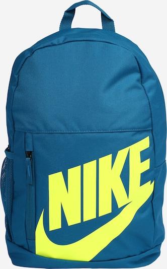 NIKE Mochila deportiva en azul / verde, Vista del producto