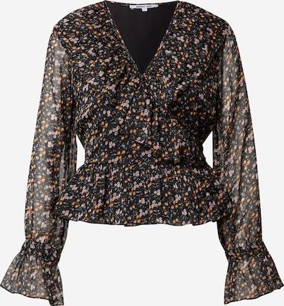 ABOUT YOU Bluse 'Nele' in mischfarben / schwarz, Produktansicht