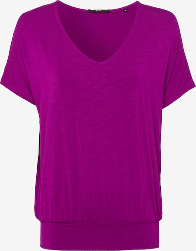 zero T-Shirt in mauve, Produktansicht