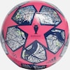 ADIDAS PERFORMANCE Ball in navy / pink / silber