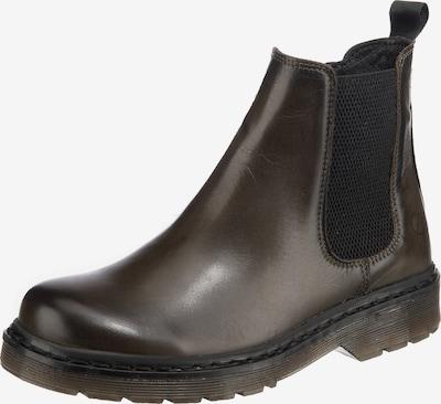 Paul Vesterbro Chelsea Boot in khaki, Produktansicht