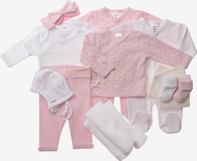 LILIPUT Erstausstattungsset 16-tlg. in rosa / pastellpink / weiß, Produktansicht