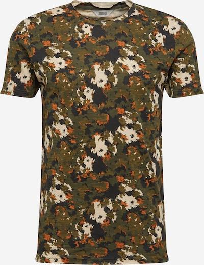 Maglietta !Solid di colore beige / oliva / verde scuro / arancione, Visualizzazione prodotti