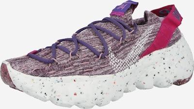 Sneaker low 'Space Hippie 04' Nike Sportswear pe albastru închis / mov prună / roz / alb, Vizualizare produs