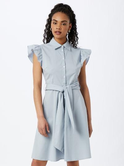Rochie tip bluză 'Martha' minus pe opal, Vizualizare model