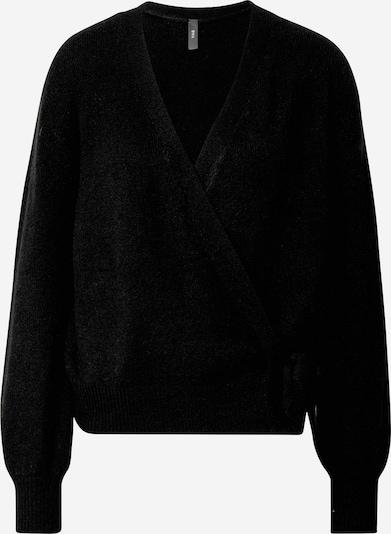 Y.A.S Strickjacke in schwarz, Produktansicht