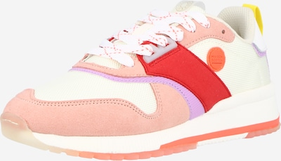 SCOTCH & SODA Sneaker in flieder / rosa / rot, Produktansicht
