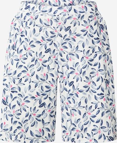 CALIDA Pyžamové kalhoty 'Favourites Spring' - modrá / pink / bílá, Produkt