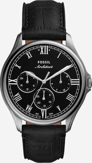 FOSSIL Fossil Herren-Uhren Analog Quarz ' ' in schwarz / silber, Produktansicht