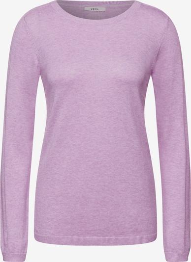 CECIL Pullover in violettblau, Produktansicht