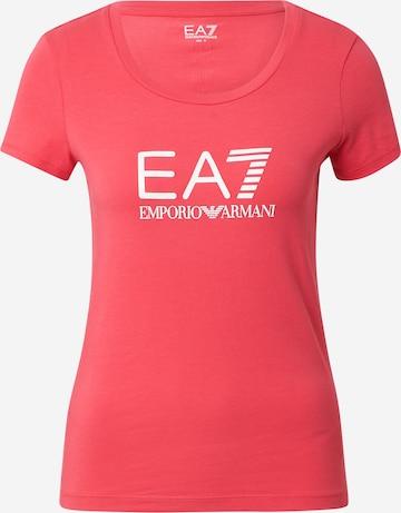EA7 Emporio Armani Shirt in Pink
