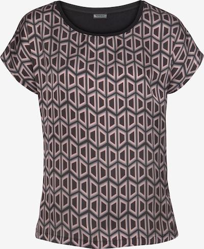 LAURA SCOTT Bluse in grau / pink, Produktansicht