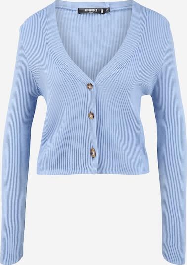 Missguided Petite Cárdigan en azul ahumado, Vista del producto