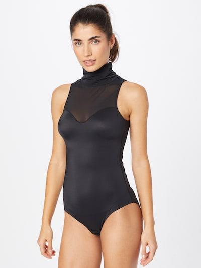 Costum de baie întreg 'EveryBody Sleeveless' MAGIC Bodyfashion pe negru, Vizualizare model