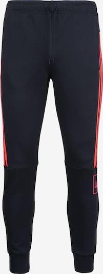 ADIDAS PERFORMANCE Jogginghose in rot / schwarz, Produktansicht