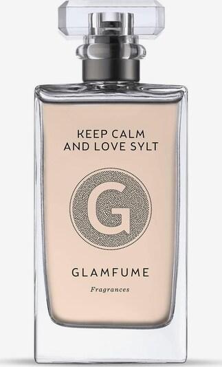 Glamfume Eau de Toilette  'Keep Calm and Love Sylt Nummer 3' in transparent, Produktansicht