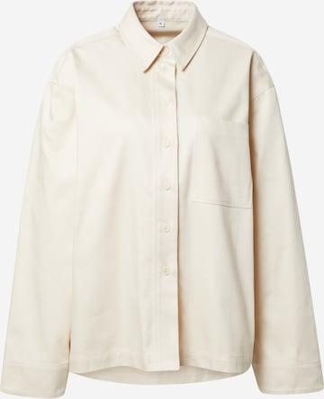 A LOT LESS Jacke 'Lana' in Weiß