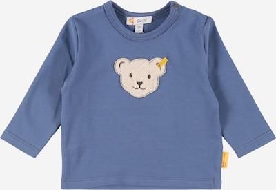 Steiff Collection Shirt in beige / taubenblau, Produktansicht