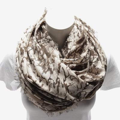 REPEAT Schal in One Size in beige / grün, Produktansicht