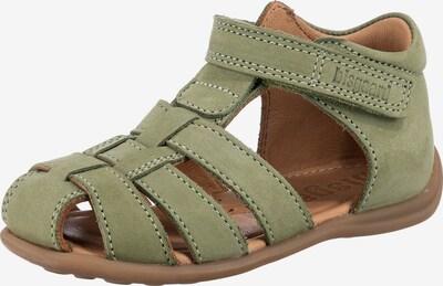 BISGAARD Sandale in oliv, Produktansicht