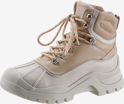 TOMMY HILFIGER Boots in creme / offwhite, Produktansicht